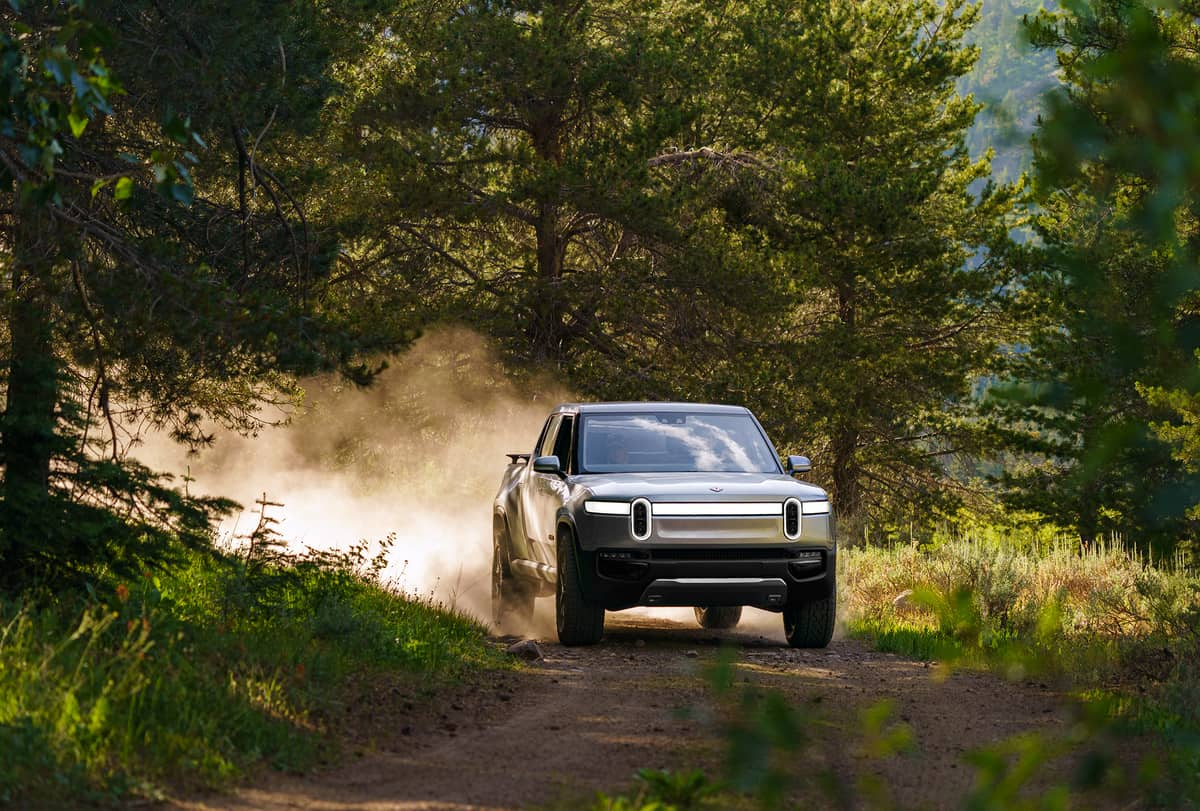 Ford terminates electric vehicle program with Rivian (Photo: Rivian)