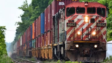 Photo of US weekly rail traffic sinks even further amid headwinds