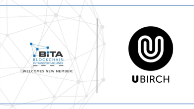 Photo of German blockchain-anchored data security company Ubirch joins BiTA