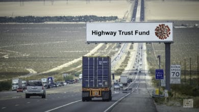 Photo of COVID-19 draining the highway trust fund