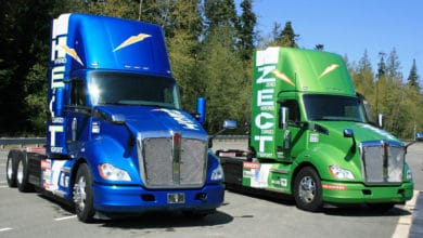 Photo of California approves world's first electric truck sales mandate