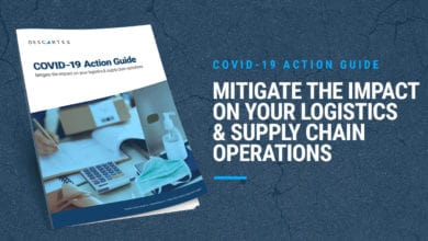 Photo of White Paper –  COVID-19 Action Guide: Mitigate the Impact on Your Logistics & Supply Chain Operations