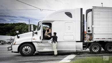 Photo of FMCSA loosens enforcement of driver violation reporting