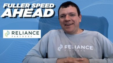 Photo of COVID-19 effects on insurance markets with Reliance Partners President Chad Eichelberger (with video)