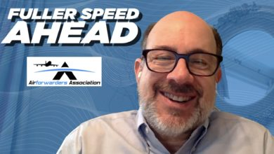 Photo of Air freight and COVID-19 with Executive Director of The Airforwarders Association Brandon Fried discusses (with video)