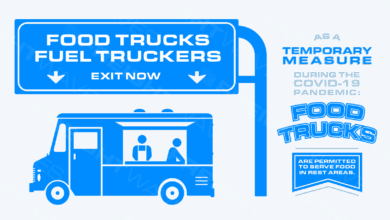 Photo of Food Trucks Fuel Truckers