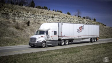 Photo of Lower gains on sale weigh on results at Heartland Express