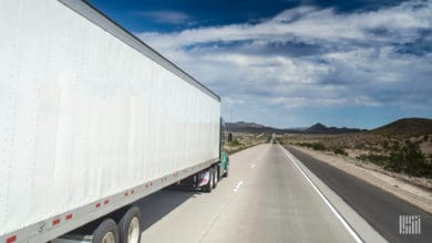 Photo of Truckload linehaul rates see biggest decline since financial crisis