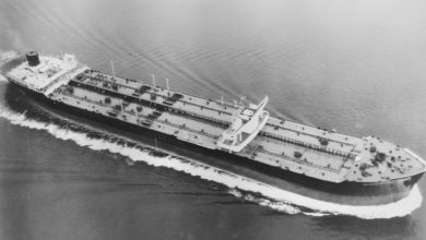 Photo of Maritime History Notes: Daniel K. Ludwig — father of the supertanker