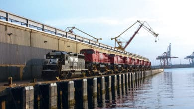 Photo of Locomotive costs dent Norfolk Southern's first-quarter profits
