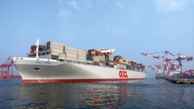 Photo of OOCL revenue up in turbulent times