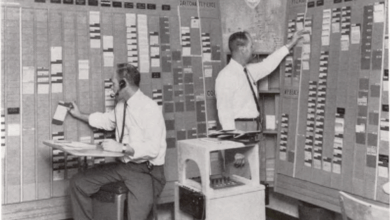Photo of FreightWaves Flashback: Motor carrier finds private telephone network way of the future