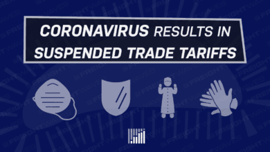 Photo of Coronavirus Results in Suspended Trade Tariffs
