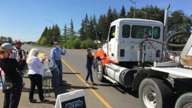 Photo of Today's Pickup: Free lunch for truckers in Oregon