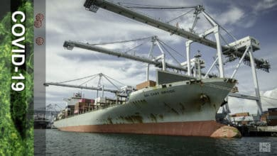 WTO expects global trade to decrease between 13% and 32% this year (Photo: Jim Allen/FreightWaves)