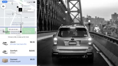 Photo of To stanch ride-share bleeding, Uber looks to move packages, not people