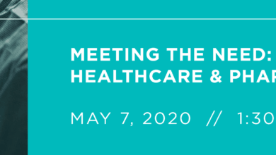 Photo of Meeting the Need: Mitigating Risk in the Healthcare & Pharma Supply Chain