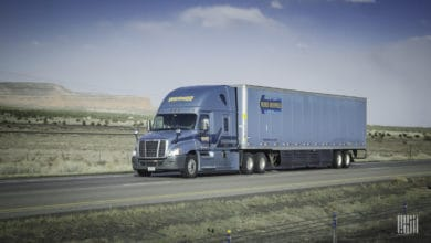 Photo of Werner beats expectations, used truck prices a headwind