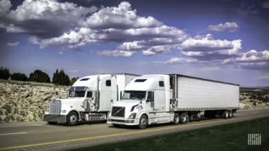 Photo of What is the difference between trucking contract and spot rates?