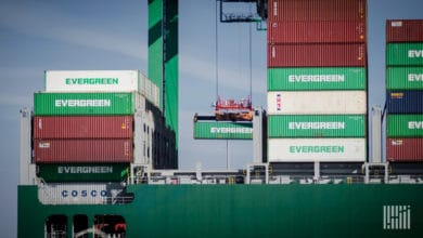 container operations
