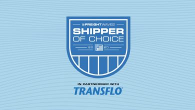 Photo of 12 companies named 'best of the best' in Shipper of Choice Awards