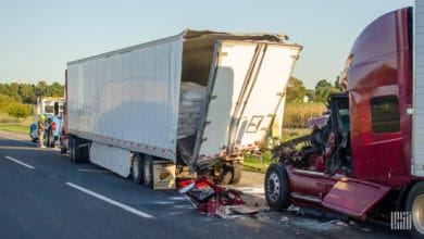 Photo of Research group shifts focus to non-nuclear truck crash verdicts