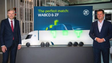 ZF Wabco merger executives