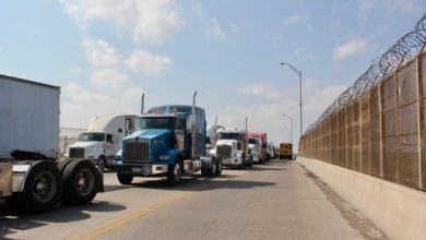 Photo of Borderlands: Cross-border trade key to growth; US-Mexico border truck crossings down 8% through April