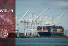 International shipping holds promise for retailers post-COVID-19 (Photo: Jim Allen/FreightWaves)