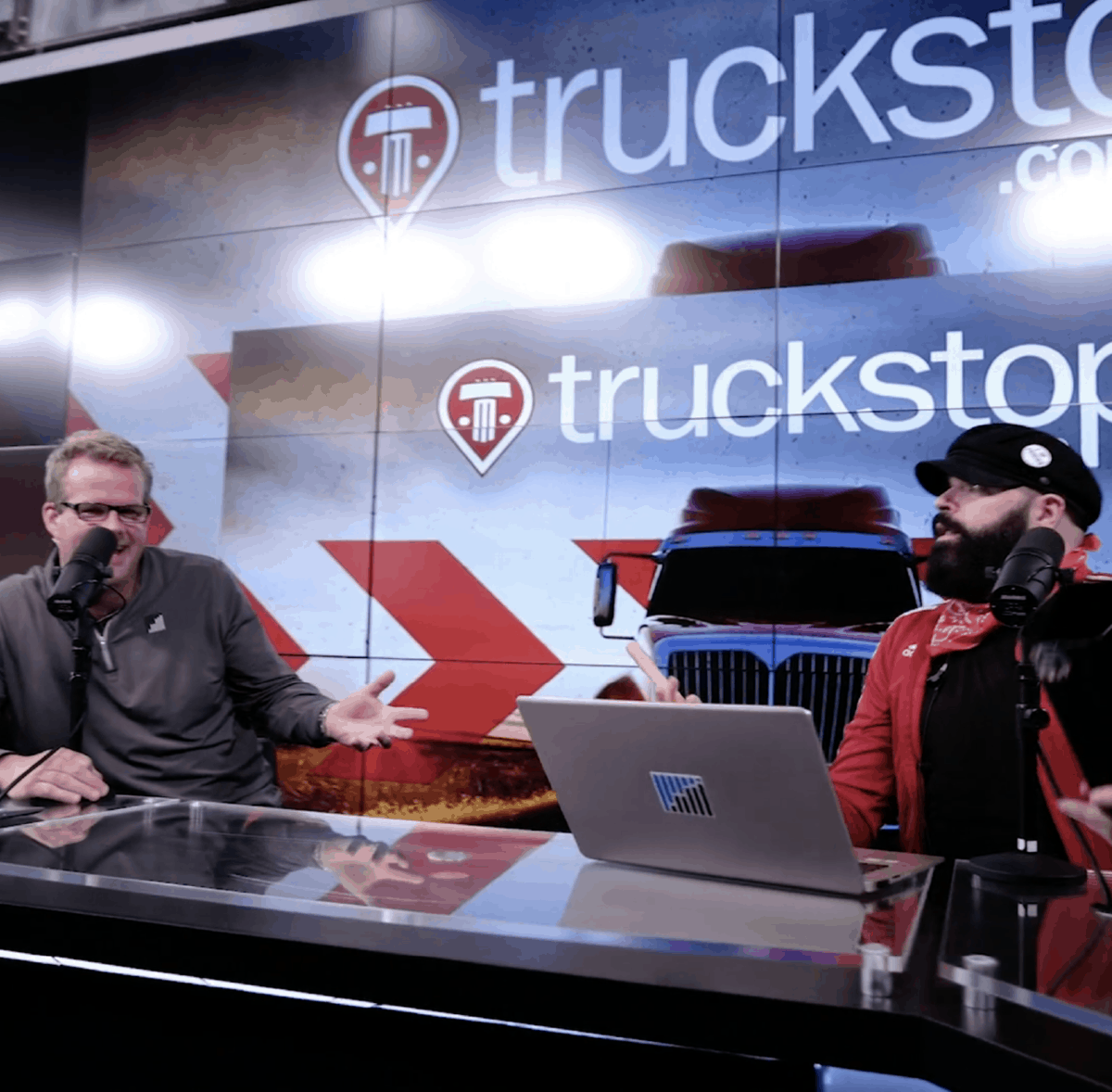 What the Truck show