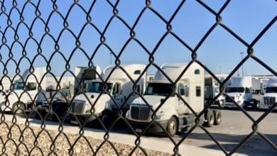 Photo of Third-party logistics provider pays $152,000 to recover Celadon trucks 'quarantined' in Mexico