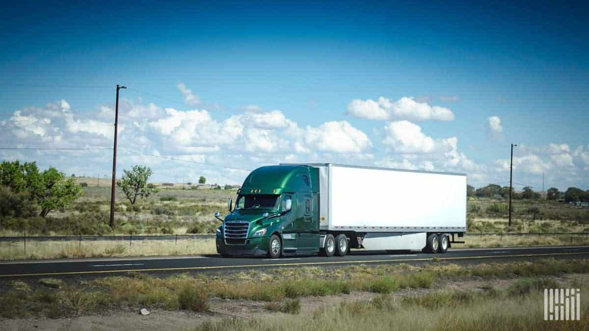 EKA Solutions Inc. is now offering FreightWaves SONAR freight lane and market trends pricing data. (Photo: Jim Allen/FreightWaves)