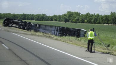 Photo of More crashes eligible for at-fault review under expansion of FMCSA program