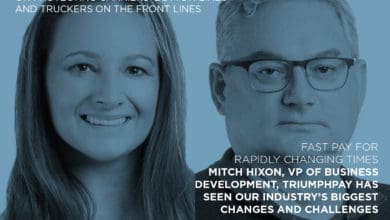 Photo of Critical focus for uncertain conditions with TriumphPay's Melissa Forman and Mitch Hixon (with audio)