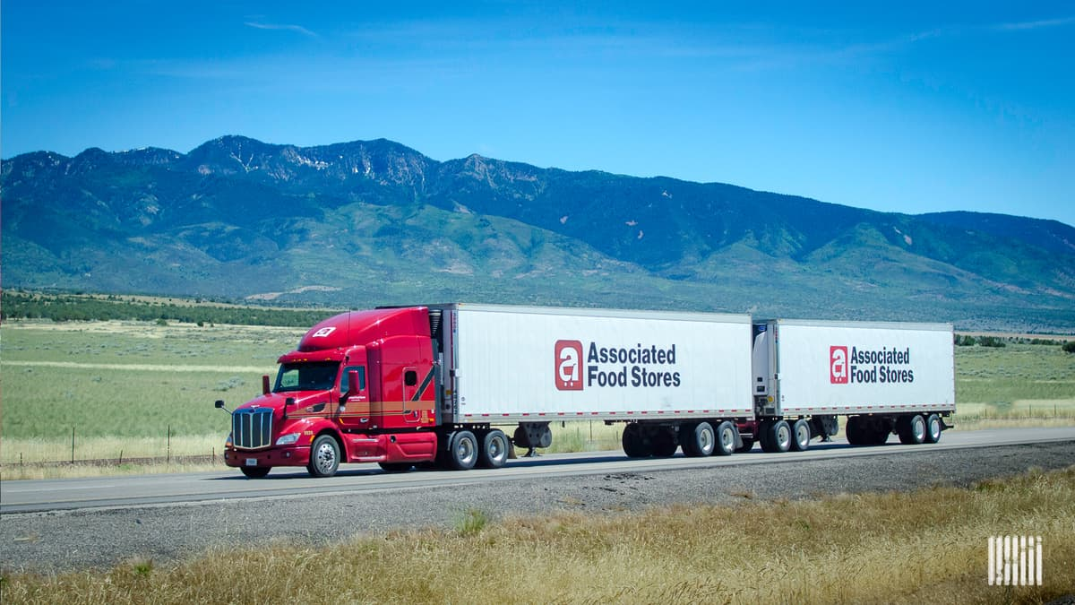 Food consumption patterns might change for good, thanks to COVID-19 (Photo: Jim Allen/FreightWaves)