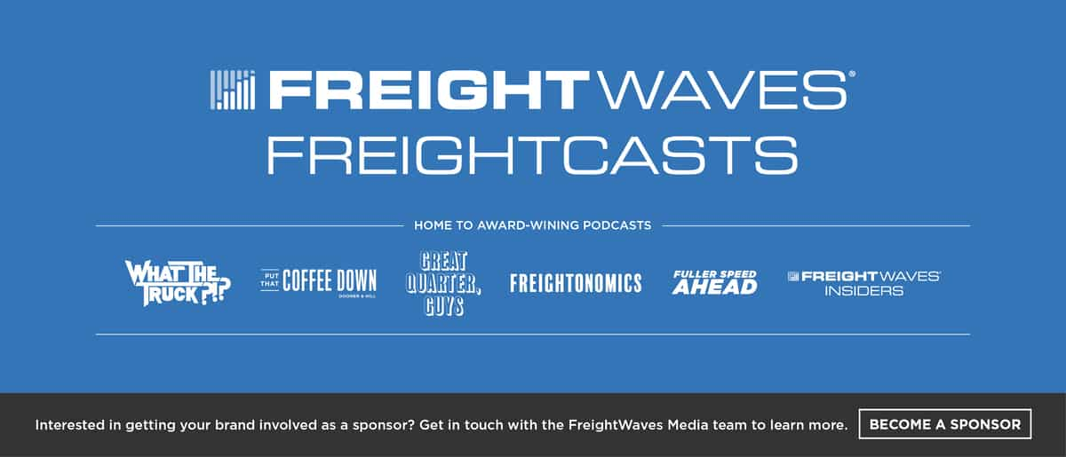 FreightWaves FreightCasts