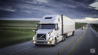 Photo of Freight Futures daily curve: 5/12