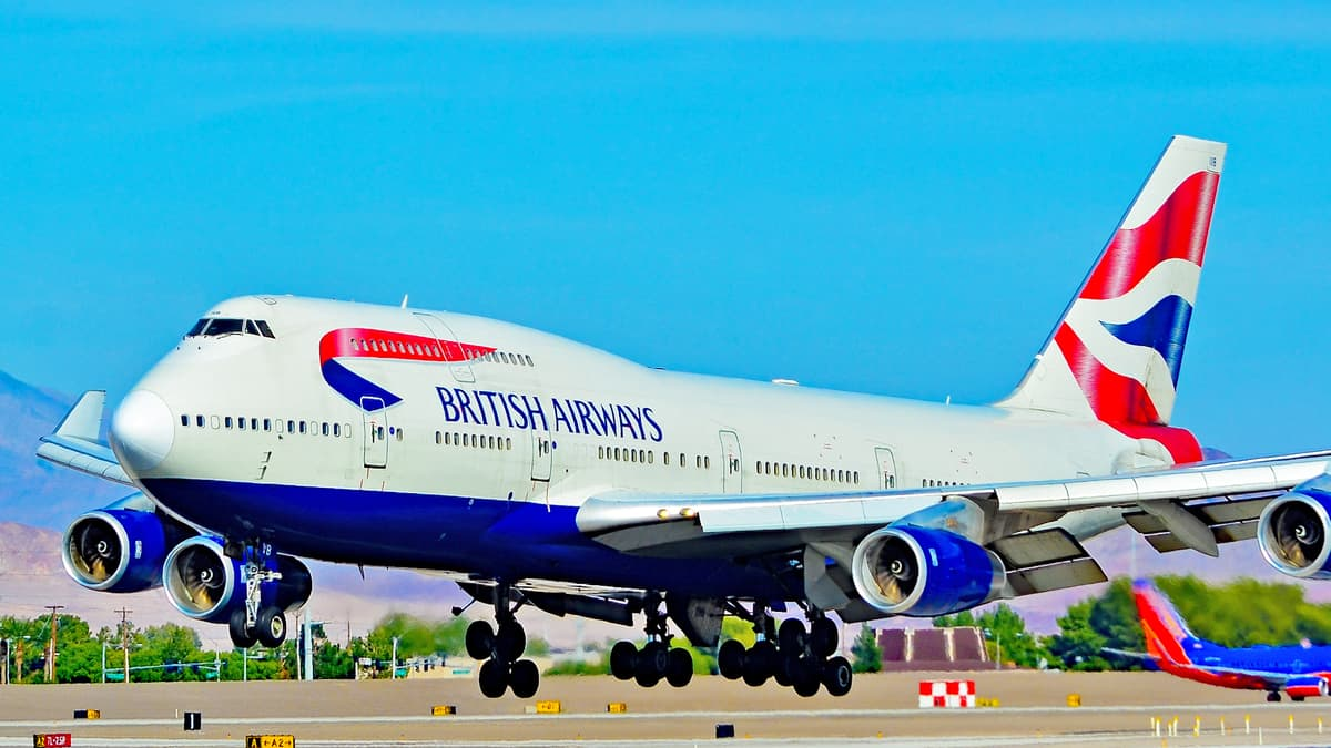 British Airways parent company dives into huge quarterly loss