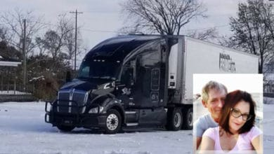 Photo of Truck driver sacrifices home time to protect family amid COVID-19 pandemic