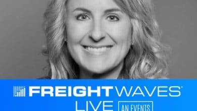 Photo of FreightWaves LIVE @HOME industry keynote with Shelley Simpson, EVP, CCO & President of Highway Services, J.B. Hunt (with video)