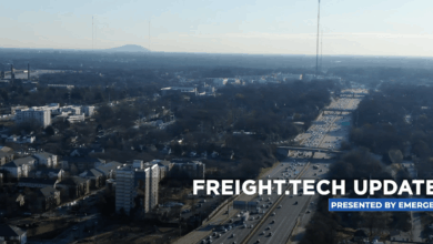 Photo of Emerge founder 'optimistic' for freight recovery