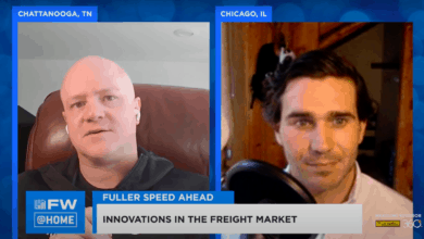 Photo of FreightWaves LIVE @HOME: Fuller Speed Ahead with guest Peter Rentschler, CEO of CarrierDirect Innovations in the Market