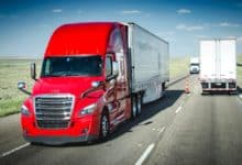 Samsara introduces driver efficiency scores to help improve driving habits (Photo: Jim Allen/FreightWaves)