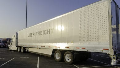 "Photo of Commentary: Uber getting out of ""Freight"" would be bad for freight"