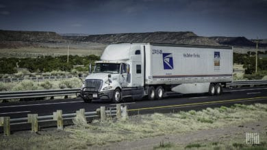 USPS needs to survive the tanking of its direct mail revenue (Photo: Jim Allen/FreightWaves)