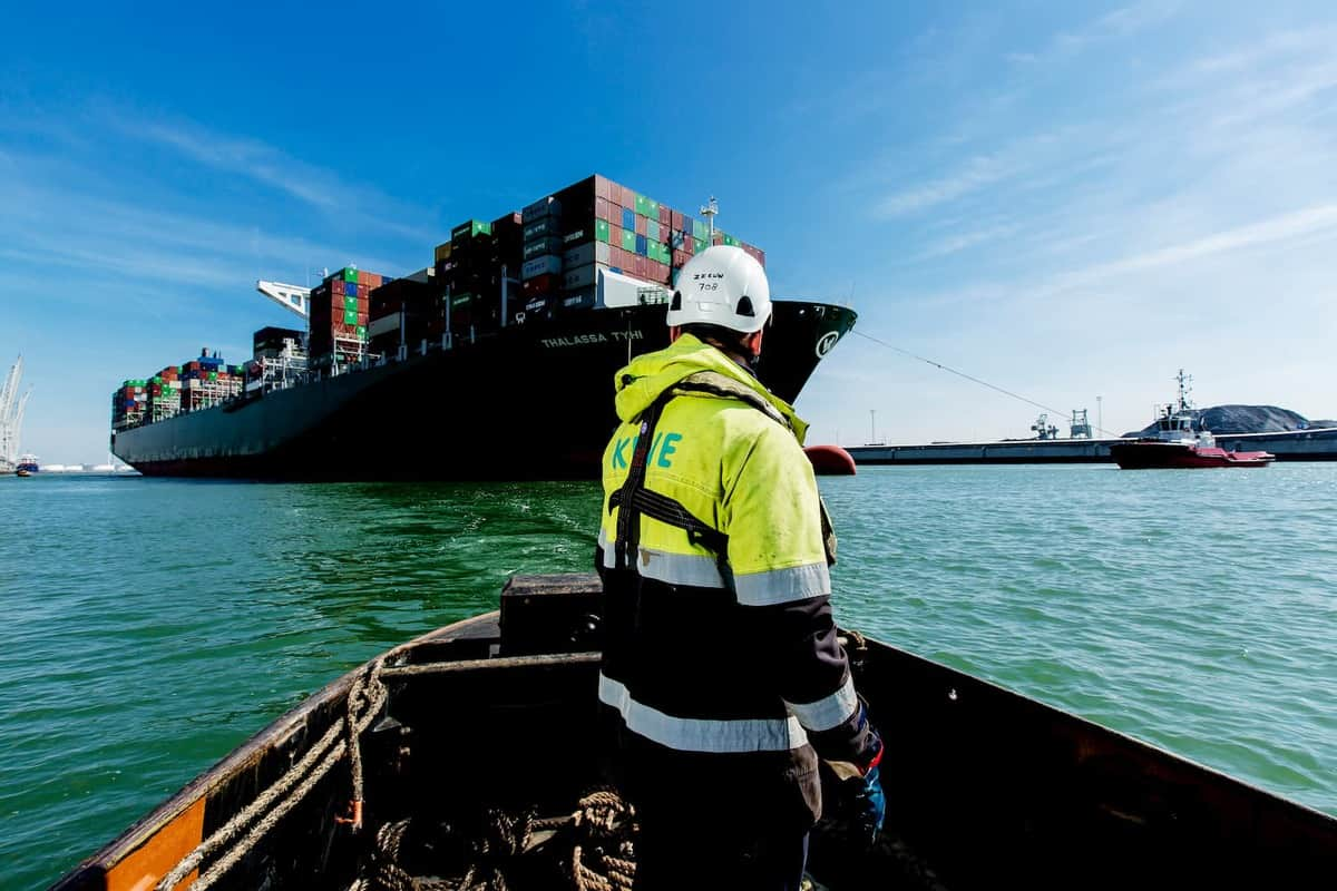 The Port of Rotterdam put an internet of things platform into operation in early 2019.