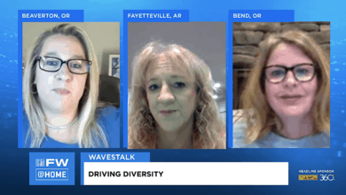 Photo of FreightWaves LIVE @HOME: Embracing diversity isn't just right; It's good business (with video)