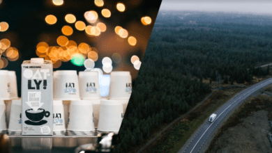 Photo of Einride partners with Oatly to electrify truck transportation