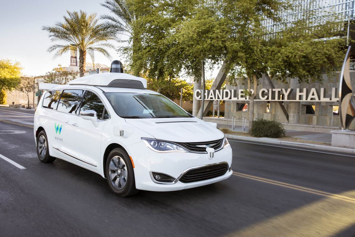 Waymo raises another $750 million for self-driving technology development (Photo: Waymo)