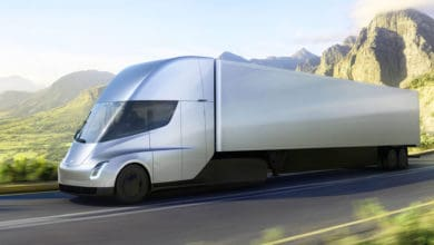 Photo of Musk – time for Tesla Semi to get on the road